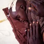 Karamoja, Uganda: An infant